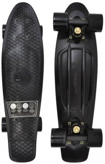 日本限定モデル<br>ペニースケートボード<br>BLACK NIGHT<br>22インチ<br>