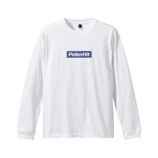 <img class='new_mark_img1' src='//img.shop-pro.jp/img/new/icons50.gif' style='border:none;display:inline;margin:0px;padding:0px;width:auto;' />MONOGRAM BOX LOGO Blue L/S TEE