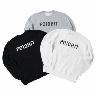 <img class='new_mark_img1' src='//img.shop-pro.jp/img/new/icons50.gif' style='border:none;display:inline;margin:0px;padding:0px;width:auto;' />PO10 DESIGN CREWNECK SWEAT