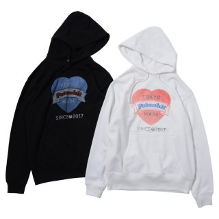 <img class='new_mark_img1' src='//img.shop-pro.jp/img/new/icons50.gif' style='border:none;display:inline;margin:0px;padding:0px;width:auto;' />PH Heart Design SWEAT HOODIE