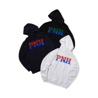 <img class='new_mark_img1' src='//img.shop-pro.jp/img/new/icons50.gif' style='border:none;display:inline;margin:0px;padding:0px;width:auto;' />BICOLOR LOGO SWEAT HOODIE