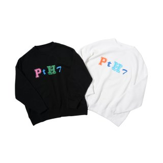 <img class='new_mark_img1' src='https://img.shop-pro.jp/img/new/icons50.gif' style='border:none;display:inline;margin:0px;padding:0px;width:auto;' />MULTI COLOR LOGO BIG SILHOUETTE SWEAT