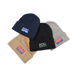 <img class='new_mark_img1' src='//img.shop-pro.jp/img/new/icons50.gif' style='border:none;display:inline;margin:0px;padding:0px;width:auto;' />PO10 BICOLOR LOGO KNIT CAP