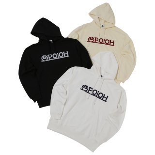 <img class='new_mark_img1' src='//img.shop-pro.jp/img/new/icons50.gif' style='border:none;display:inline;margin:0px;padding:0px;width:auto;' />CODE PO10H LOGO SWEAT HOODIE