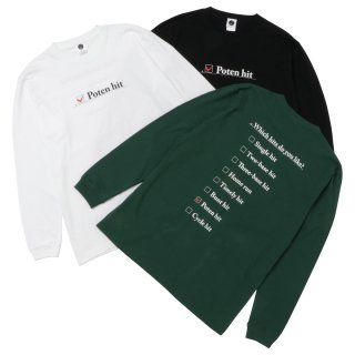 【予約】PH QUESTION L/S TEE