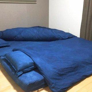 枕カバー/2カラー/三河織物