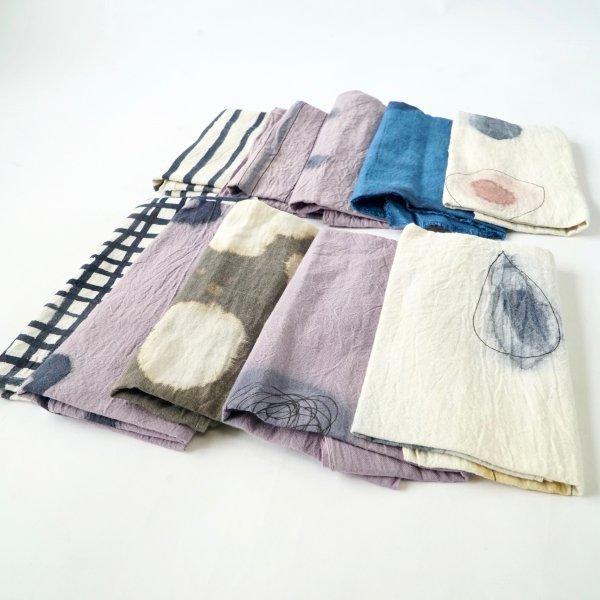 手ぬぐい 夏の福袋 2枚セット/ 知多木綿