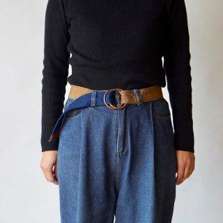 布リングベルト/3カラー/三河織物