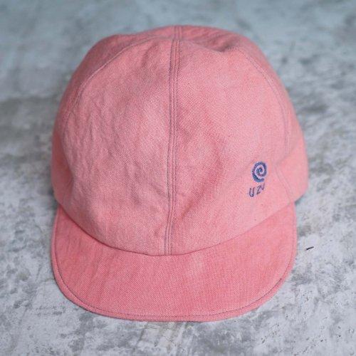 アンパイヤキャップ/ピンク/三河織物