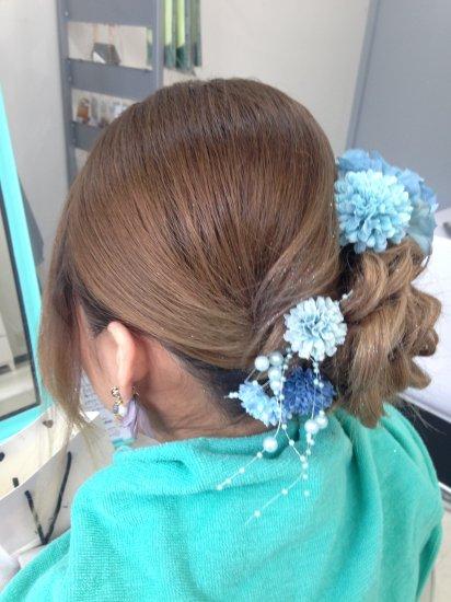 成人式のヘアセット【画像2】