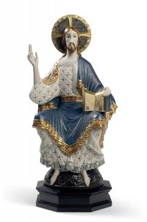 リヤドロ 人形  『イエス(ロマネスク)  01001969 ROMANESQUE CHRIST』