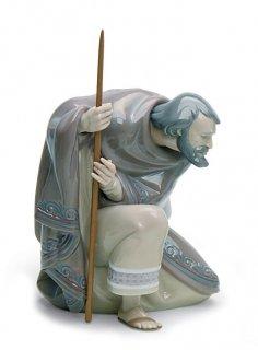 リヤドロ 人形  『聖ヨセフ  01005476 SAINT JOSEPH』