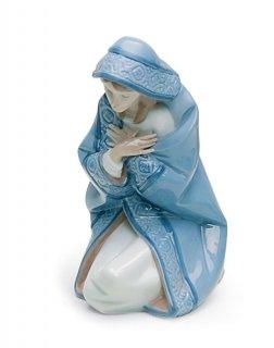 リヤドロ 人形  『聖母マリア  01005477 MARY』
