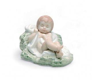 リヤドロ 人形  『イエス生誕  01005478 BABY JESUS』