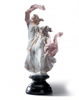 リヤドロ 人形  『自由への賛歌  01005819 ALLEGORY OF LIBERTY』