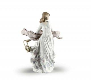 リヤドロ 人形  『春の輝き  01005898 SPRING SPLENDOR』