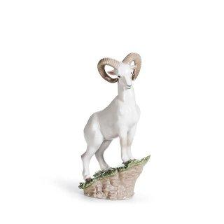 リヤドロ 人形  『山羊  01006922 THE GOAT』