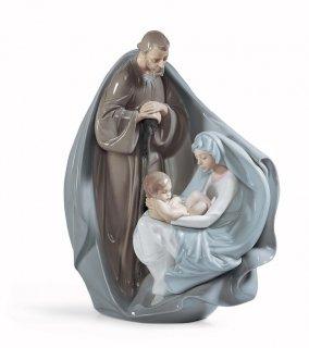 リヤドロ 人形  『イエスの降誕  01006994 BIRTH OF JESUS』
