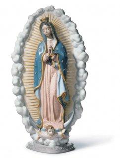 リヤドロ 人形  『グアダルーペの聖母  01006996 OUR LADY OF GUADALUPE』