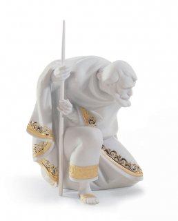 リヤドロ 人形  『聖ヨセフ(RE-DECO)  01007085 SAINT JOSEPH (RE-DECO)』