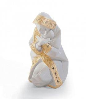 リヤドロ 人形  『聖母(RE-DECO)  01007086 MARY (RE-DECO)』