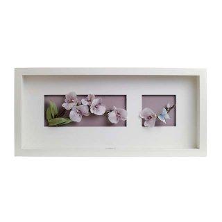 リヤドロ 人形  『蘭に舞う  01008447 NATURAL ORCHIDS - WALL ART』