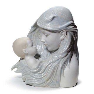 リヤドロ 人形  『愛のまなざし  01008582 SWEET CARESS』