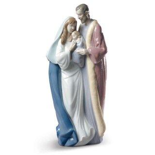 リヤドロ 人形  『祝福の日  01009218 Blessed Family』