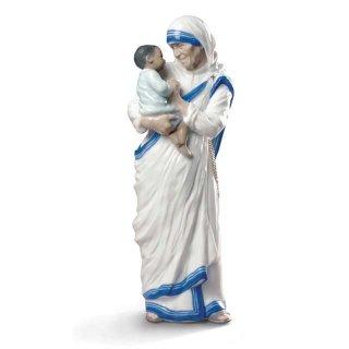 リヤドロ 人形  『マザー・テレサ  01009247 MOTHER TERESA OF CALCUTTA』