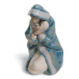 リヤドロ 人形  『聖母マリア (Gres)  01012276 MARY』