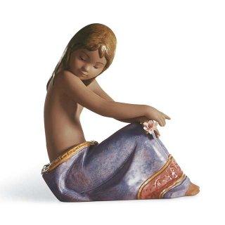 リヤドロ 人形  『アイランドビューティー  01012382 ISLAND BEAUTY』