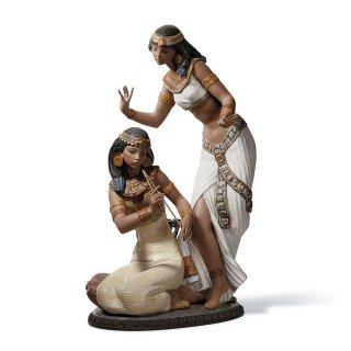 リヤドロ 人形  『ナイルの踊り子  01012457 DANCERS FROM THE NILE』