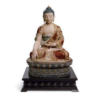 リヤドロ 人形  『釈迦牟尼仏  01012524 BOUDDHA SHAKYAMUNI (EARTH)』