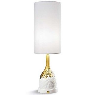 リヤドロ 人形  『NATURO-TABL.LAMP ORGANIC NATURE(GOLD)  01023728 NATURO-TABL.LAMP ORGANIC NATURE(GOLD)-JAP』