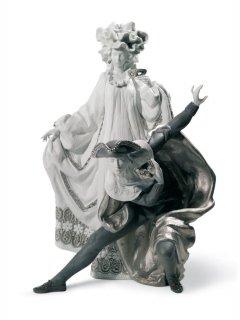 リヤドロ 人形  『ベネチアンカーニバル(RE-DECO)  01007194 VENETIAN CARNIVAL (RE-DECO)』