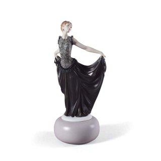 リヤドロ 人形  『オート・アリュール(魅惑)  01009360 Haute Allure Exquisite Creation Woman Figurine. Limited Edition』