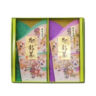 鹿児島特上煎茶ギフト 80g×2本入S-13