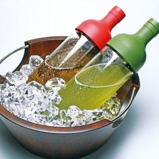 ハリオ フィルターインボトル 750ml(レッド・グリーン)