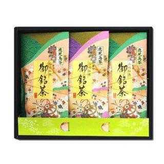 【大感謝祭】鹿児島特上煎茶ギフト80g×3本入   S-12