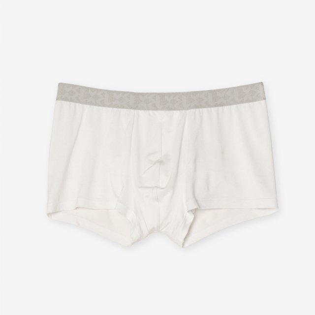 <span>Silk Inner boxer briefs / White</span>シルク ボクサーブリーフ / ホワイト