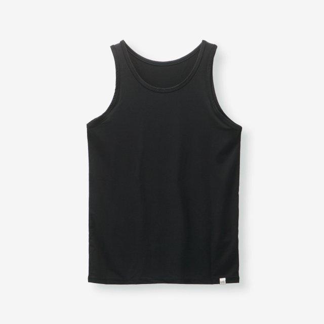 <span>Silk Inner Tank-top / Black</span>シルク インナータンクトップ / ブラック