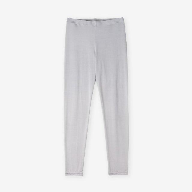 <span>Silk Inner Spats / Light grey </span>シルク インナースパッツ / ライトグレー