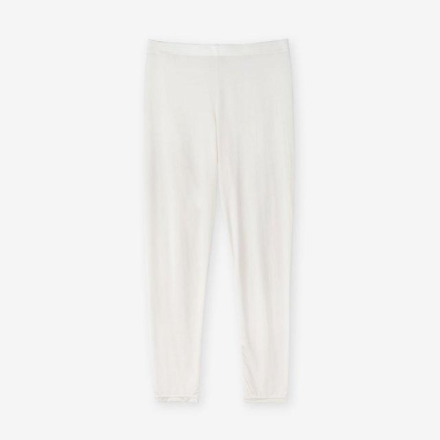 <span>Silk Inner Spats / White </span>シルク インナースパッツ / ホワイト