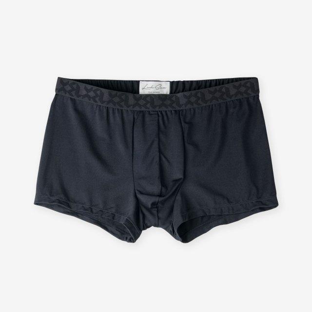 <span>Silk Inner boxer briefs / Navy </span>シルク ボクサーブリーフ / ネイビー