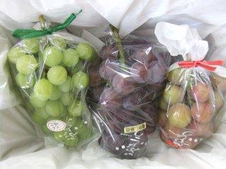 『てっ !! てっ !! 』 送料込み 超特等葡萄