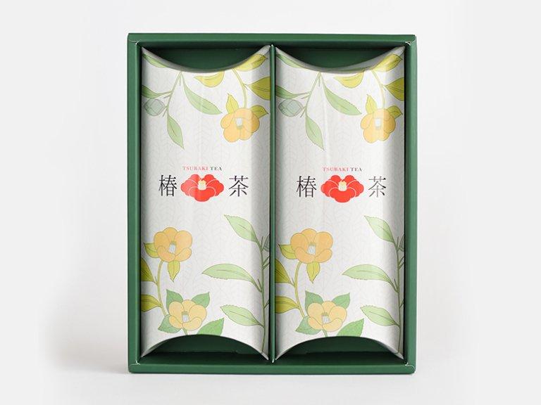 椿茶 ティーバッグ ギフト【2gティーバッグ×10個入カートン 2個セット】