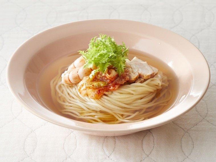 三陸椿冷麺(2食入スープ付)5個セット