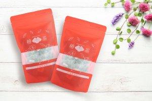 【 椿茶 デイリー 赤 2個セット】  紅茶の味わい  送料無料! 糖質ゼロ!ノンカフェイン 国産 無農薬   妊活 授乳中 の 飲料 にも ほっとした時間をお届け 甘さ すっきり!