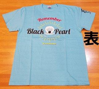 【ズバリ】REMEMBER BLACK PEARLTシャツ【XLサイズ】