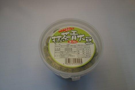 抹茶青大豆170g